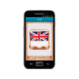 iFiszki Angielski 1000 najważniejszych słów - aplikacja mobilna