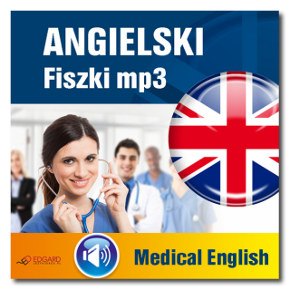 Angielski fiszki mp3 Medical English (Program + nagrania do pobrania)