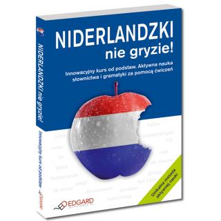 Niderlandzki nie gryzie! + CD - Nowa Edycja (Książka + CD Audio)