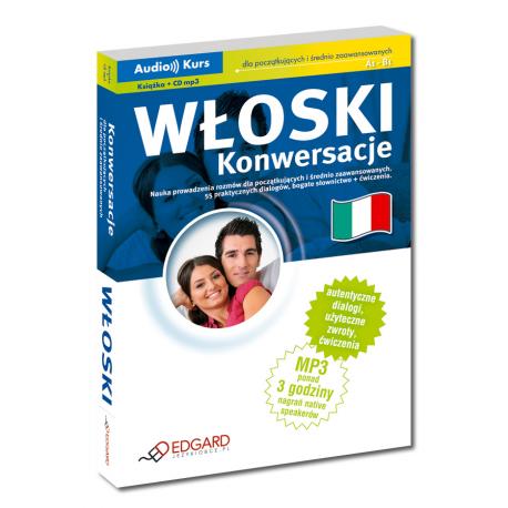 Włoski Konwersacje. Nowa Edycja (Książka + CD mp3)