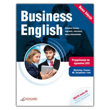 Business English. Nowa Edycja (Książka + Audio CD)