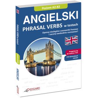 Angielski Phrasal Verbs w testach (Książka)