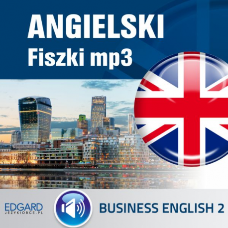 Angielski fiszki mp3 Business English 2...