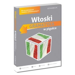 Włoski Gramatyka w pigułce (Książka)