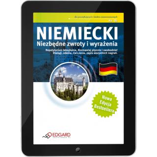 Niemiecki - Niezbędne zwroty i wyrażenia (e-book)