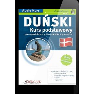 Duński Kurs podstawowy  (E-book + nagrania mp3)