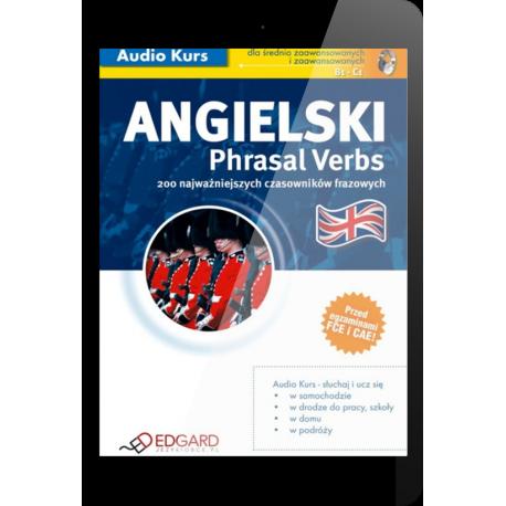 Angielski Phrasal Verbs (E-book + nagrania mp3)
