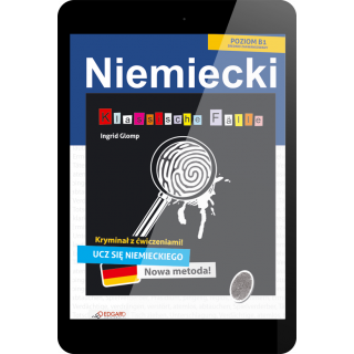 Niemiecki KRYMINAŁ z ćwiczeniami Klassische Fälle (e-book)