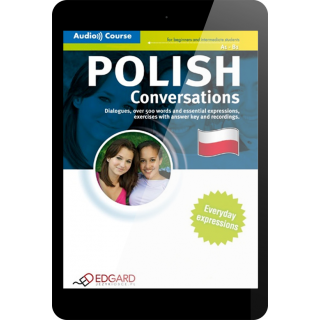 Polski Konwersacje Polish Conversations (E-book + nagrania mp3)