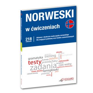 Norweski w ćwiczeniach (Książka)