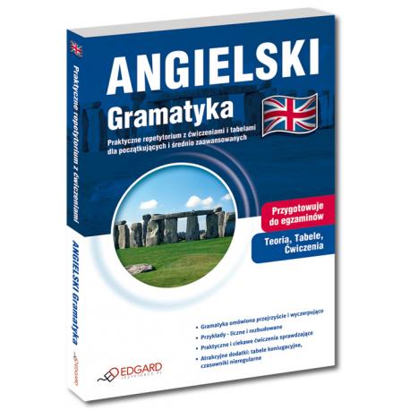 Angielski Gramatyka (Książka)
